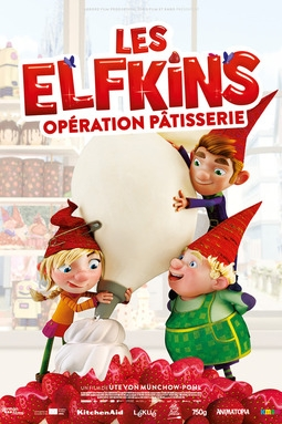 LES ELFKINS OPERATION PATISSER